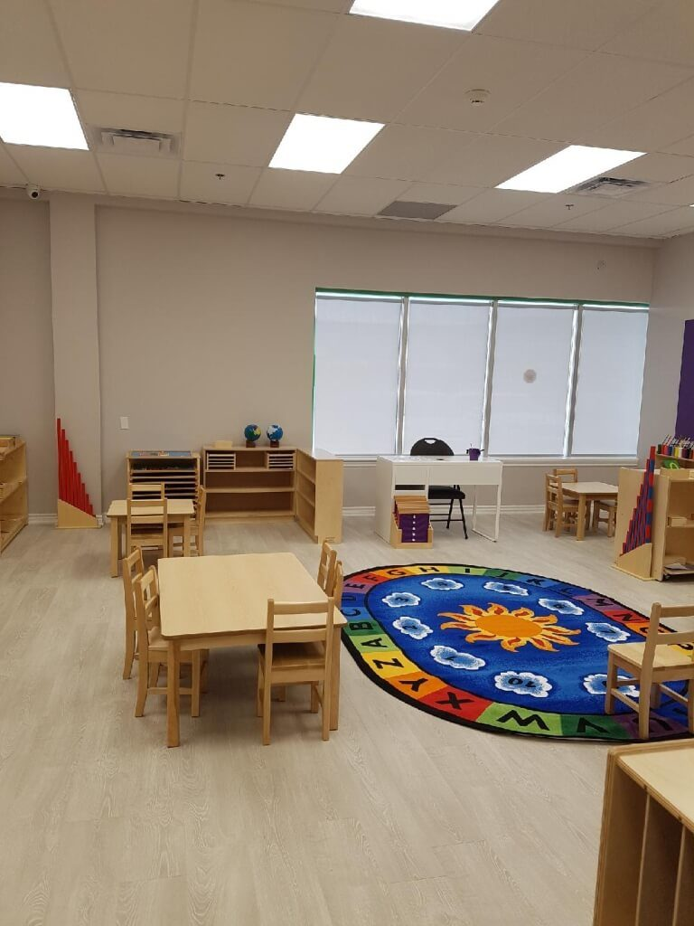 Montessori Woodbridge daycare center - Cozytime